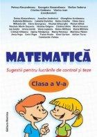 Matematica sugestii pentru lucrarile control