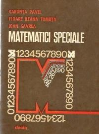 Matematici speciale - Aplicatii