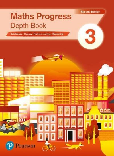 Maths Progress Depth Book 3