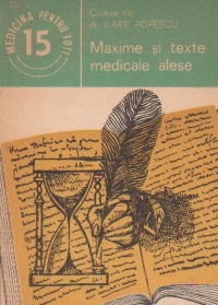 Maxime si texte medicale alese