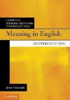 Meaning English