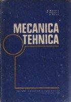 Mecanica tehnica pentru subingineri, Editia a II-a
