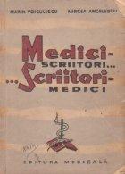 Medici scriitori scriitori medici