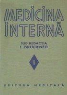 Medicina interna, Volumul I