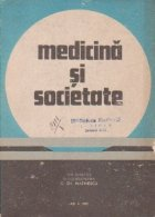 Medicina si societate