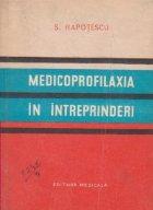 Medicoprofilaxia intreprinderi