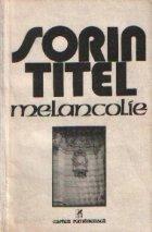 Melancolie - Roman