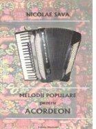 Melodii populare pentru acordeon