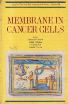 Membrane in Cancer Cells (Annals of the New York Academy of Sciences)