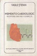 Memento cardiologic - Repere de referinta