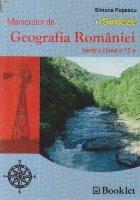 Memorator de Geografia Romaniei pentru clasa a XII-a