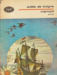 Memorii (Povestirile unei matusi), Volumul al III-lea