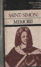 Memorii (Saint Simon)