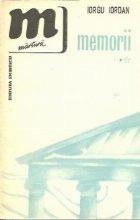 Memorii, Volumul I