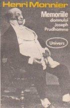 Memoriile domnului Joseph Prudhomme