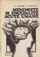 Meningite si encefalite acute umane