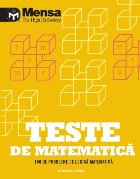 Mensa. Teste de matematica. 150 de probleme de logica matematica