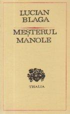 Mesterul Manole Drama