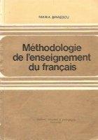 Methodologie de l enseignement du francais