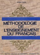 Methodologie De L'Enseignement Du Francais
