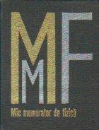 Mic memorator de fizica (editia a doua)