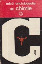 Mica Enciclopedie Chimie