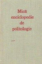 Mica enciclopedie de politologie