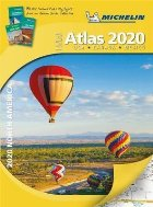 Michelin North America Large Format Atlas 2020: USA, Canada