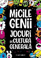 Micile genii: Jocuri de cultură generală