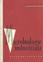 Microbiologie industriala