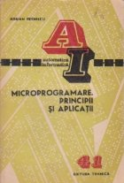 Microprogramare. Principii si aplicatii