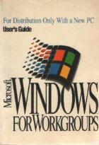 Microsoft Windows for Workgroups - Operating System Version 3.11