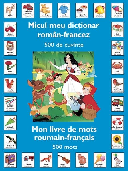 Micul meu dictionar Roman – Francez