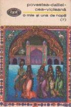 O mie si una de nopti, 7 - Povestea Dalilei cea Vicleana (Noptile 416-501)