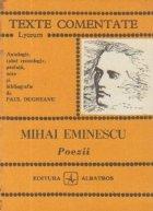 Mihai Eminescu Poezii (Texte comentate