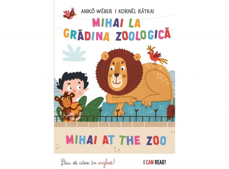 Mihai la grădina zoologică