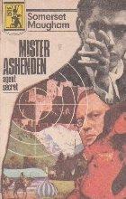 Mister Ashenden, agent secret