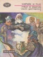 Mituri si legende vechi germanice, Volumul I