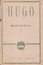 Mizerabilii, Volumul I (Editie 1960)
