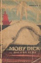 MOBY DICK SAU BALENA ALBA