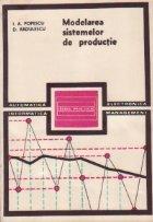 Modelarea sistemelor productie