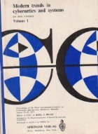 Modern trends in cybernetics and systems, Volume I