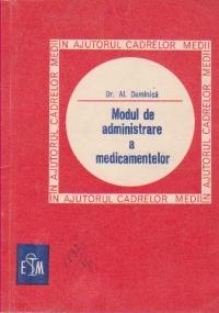 Modul de administrare a medicamentelor