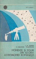 Momente figuri din istoria astronomiei