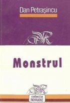 Monstrul (Copilaria umbre) Editia patra