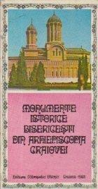 Monumente istorice bisericesti din Arhiepiscopia Craiovei