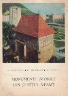 Monumente istorice din judetul Neamt