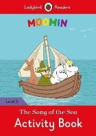 Moomin: The Song of the Sea Activity Book - Ladybird Readers