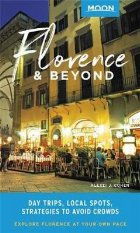 Moon Florence Beyond (First Edition)