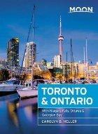 Moon Toronto Ontario (First Edition)